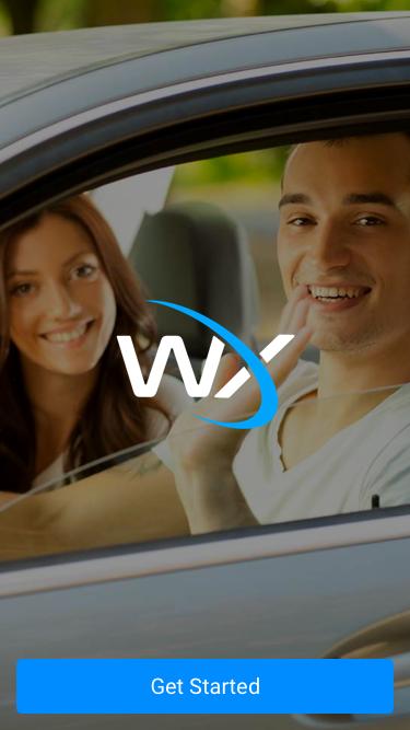 Car Wash Mobile App