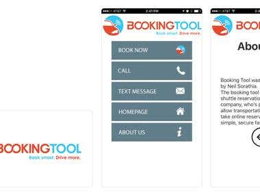 Booking Tool