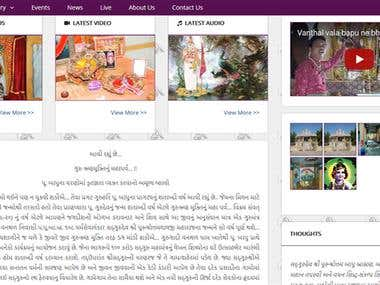 Religious Website