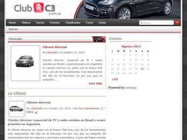 Club del C3 - Automobile Club