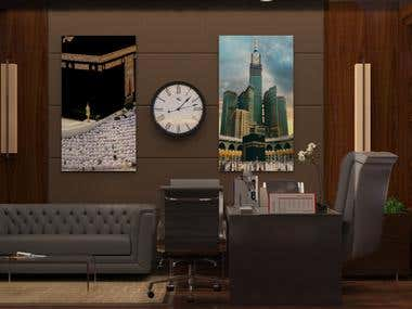 Interior Designing a small office