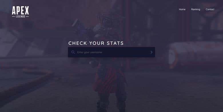 Apex tracker stats