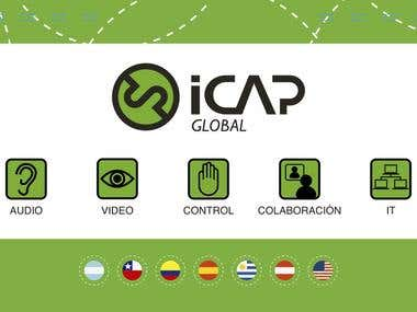 Diseño de calendario ICAP
