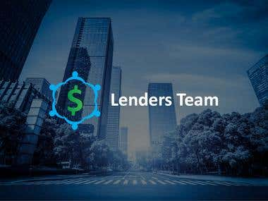 Lenders Team Branding