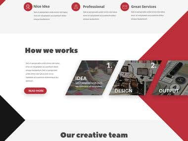 Web Design with Html