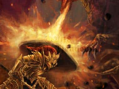 Sir Ornstein VS Kalameet