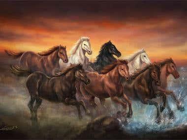 Run, Horses Run!