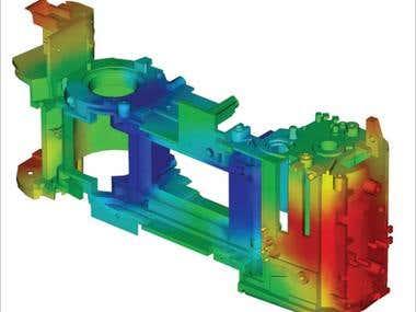 Mold process analysis