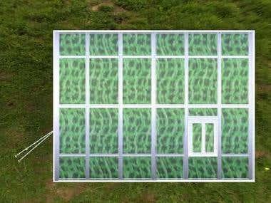 Realistic Greenhouse design