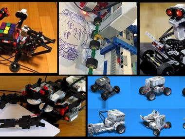 LEGO Mindstorms Robots