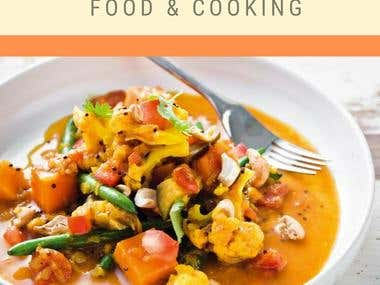 The vegetarian indian cookbook