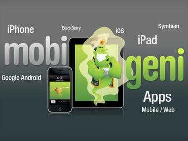 MobiGeni Creative Apps Development Company Startup