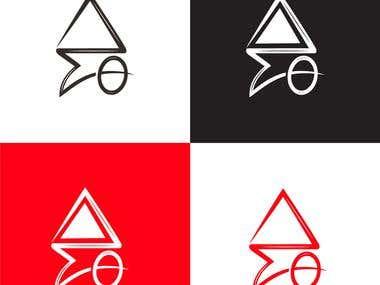 Design various versions of logo ΔΣΘ