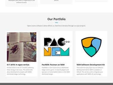 WordPress-Website Development, Design and Management