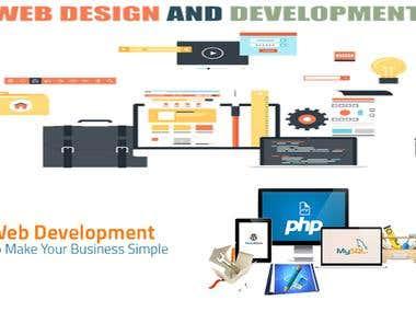 WordPress, web-design and web-development