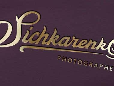 designing a logo for a great photographer