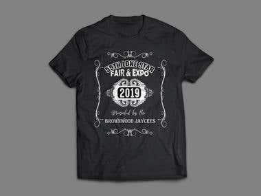 Jack Daniels t-shirt design