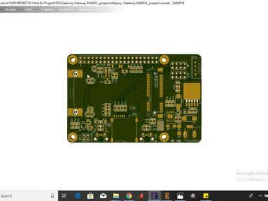 Sample PCB designs
