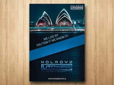 Cover page design