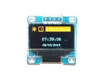 GNSS RTC of Sony Spresense Board