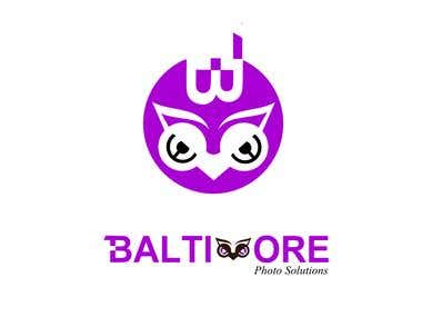 Baltimore logo design