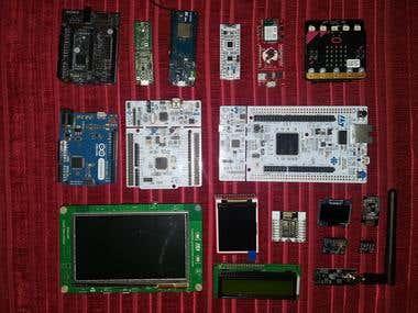 Development Board and Modules