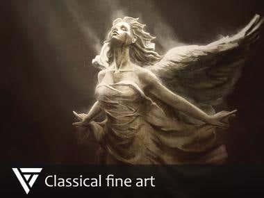 Classical fine art