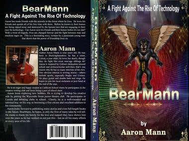 BearMann Cover Design