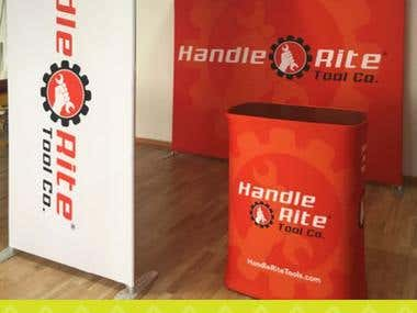 Handle Rite - Exhibition Stand Design