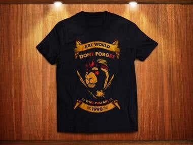 T Shirt Design Project_1