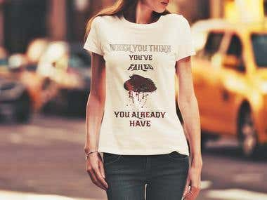 T Shirt Design_Project_4