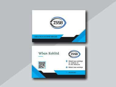 Modern And Quality Business Card Design
