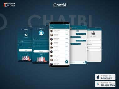 ChatBi - Chatting App