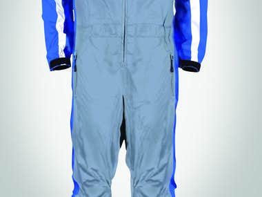 PARAGLIDING FLYING SUIT