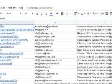 Web Scraping - Get Data from URL - Same Website -