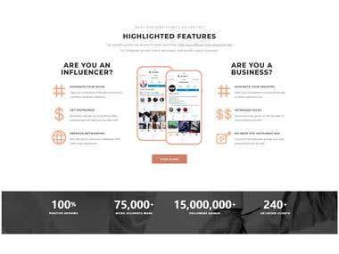 Website - IG Dominator