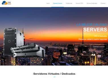 Hosting and VPS Servers