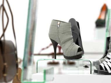 3D Models & Product Design realistic