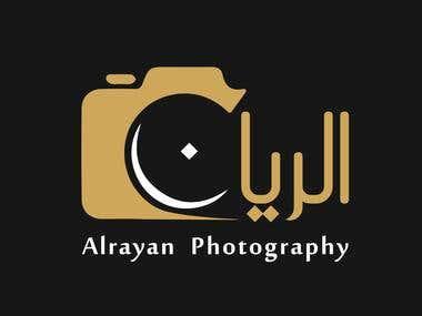 Alrayan Photography II Logo Design