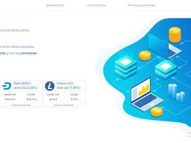 Tradigi.com (Crypto p2p Trading platform)