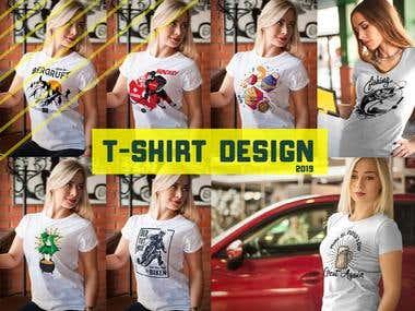 All T-Shirt Design