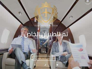 PRIVATE CHARTER FIRM BASED IN SAUDI ARABIA