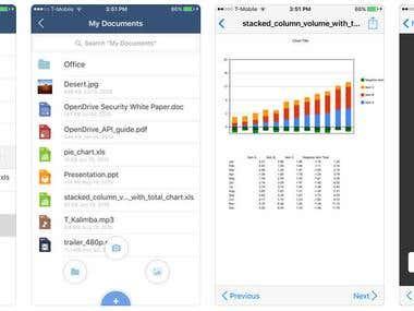 Business App (iOS)