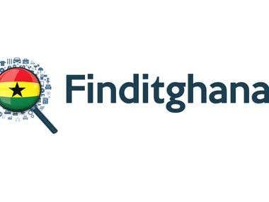 FindItGhana Logo