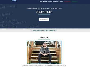 Website Development Projects