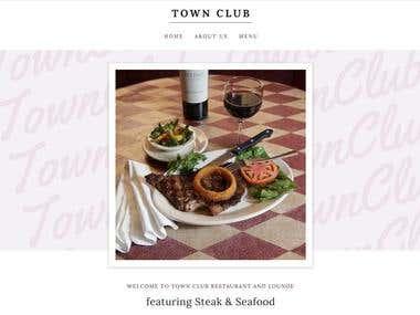 TownClubon45th.com