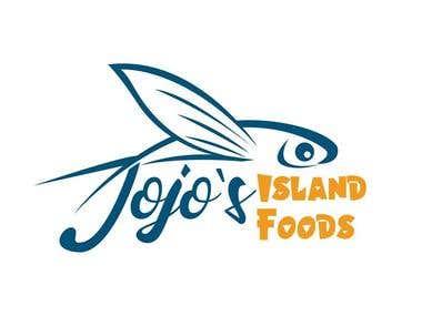 Jojo's Island Foods logo