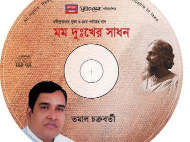 CD & Cover Design