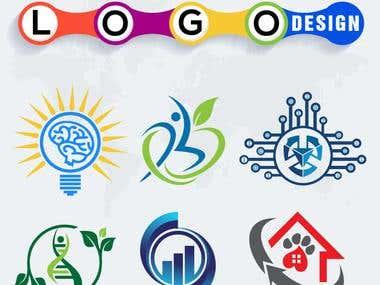 Minimal cool logo