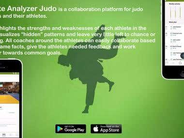 Athlete Analyzer Judo